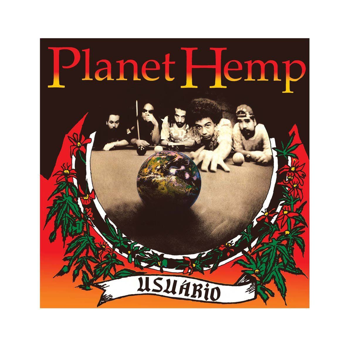 LP Planet Hemp Usuário  - bandUP Store Marketplace
