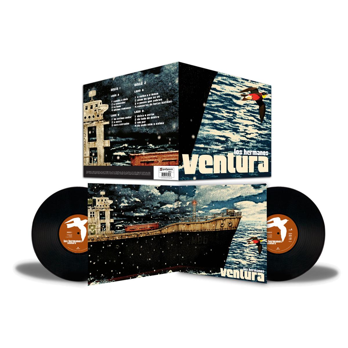 LP Duplo Los Hermanos Ventura  - bandUP Store Marketplace