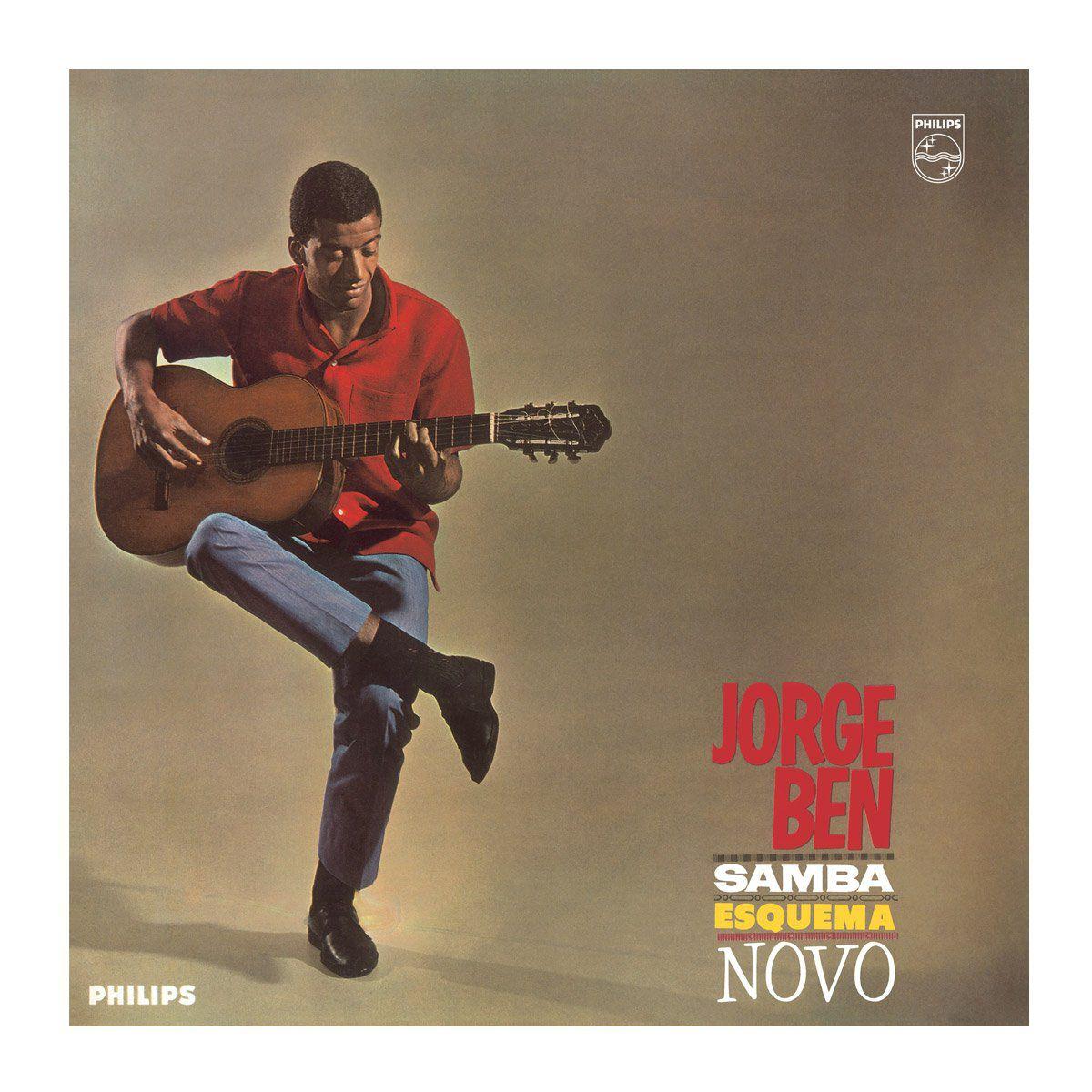 LP Jorge Ben Samba Esquema Novo  - bandUP Store Marketplace
