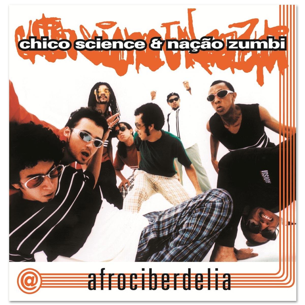 LP Chico Science & Nação Zumbi Afrociberdelia  - bandUP Store Marketplace