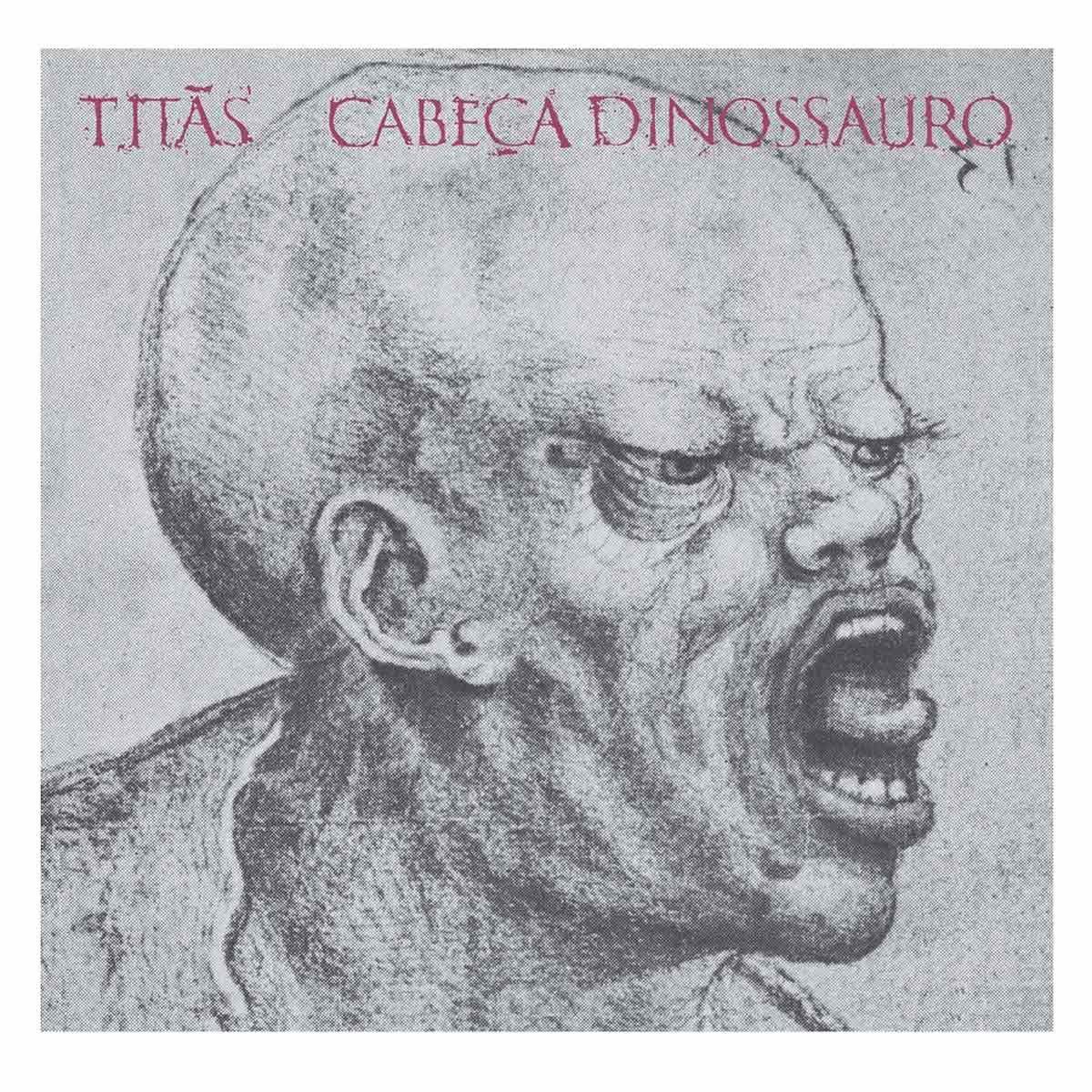 LP Titãs Cabeça Dinossauro  - bandUP Store Marketplace