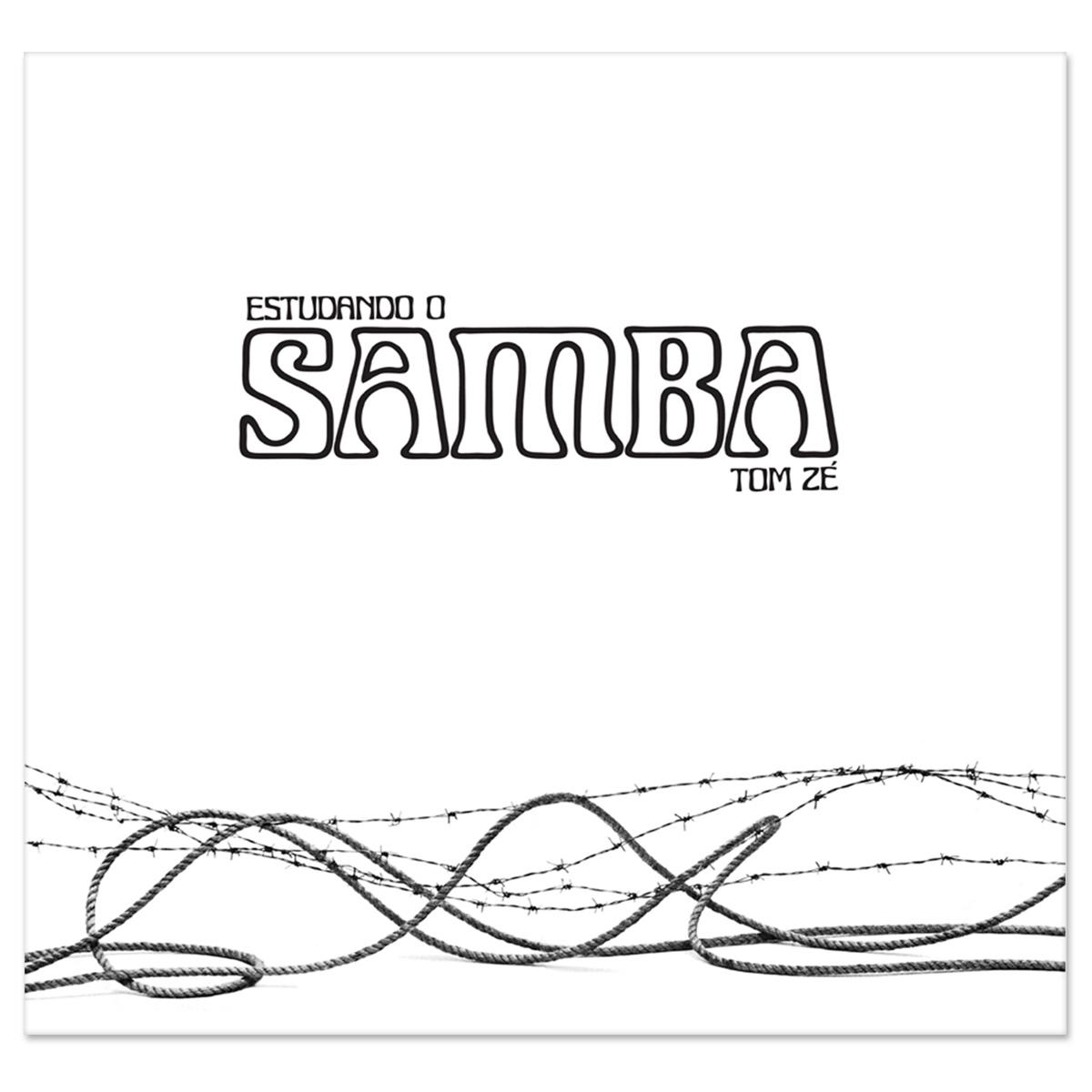 LP Tom Zé Estudando O Samba  - bandUP Store Marketplace
