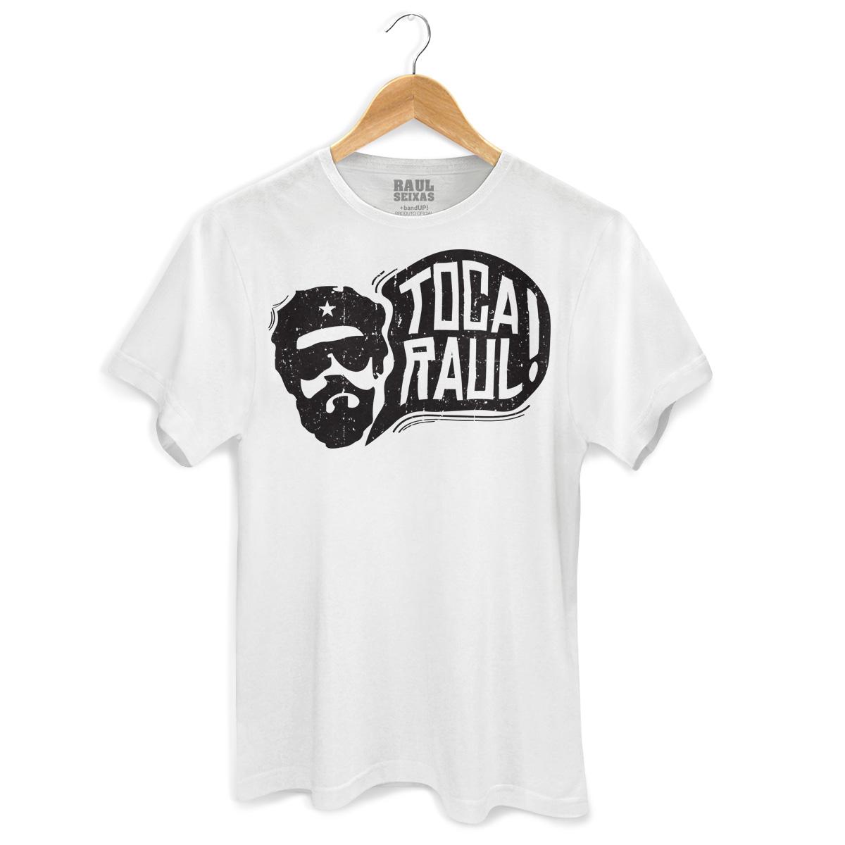 Camiseta Masculina Raul Seixas Toca Raul  - bandUP Store Marketplace