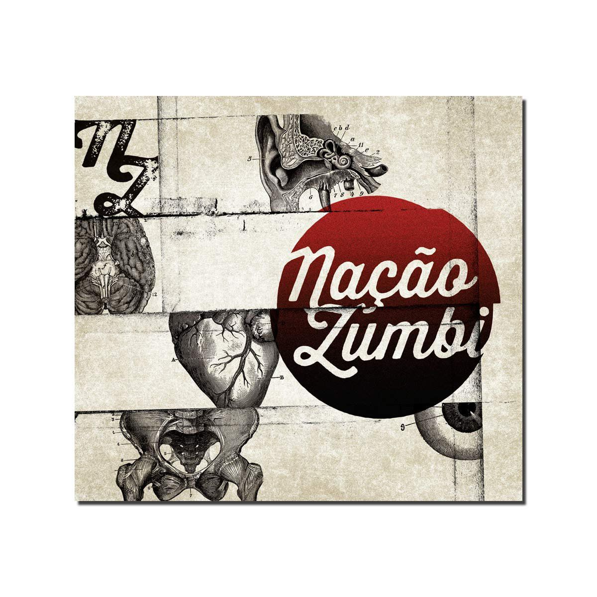 LP Nação Zumbi - Nação Zumbi  - bandUP Store Marketplace