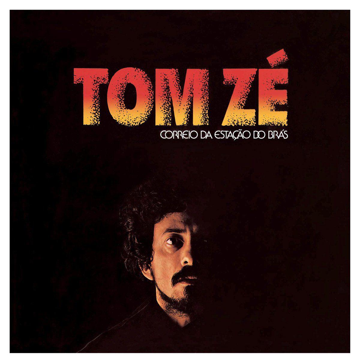 LP Tom Zé Correio Da Estação Do Brás  - bandUP Store Marketplace