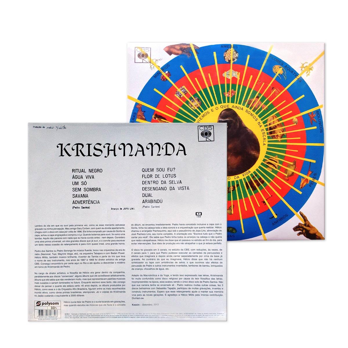 LP Pedro Santos Krishnanda  - bandUP Store Marketplace