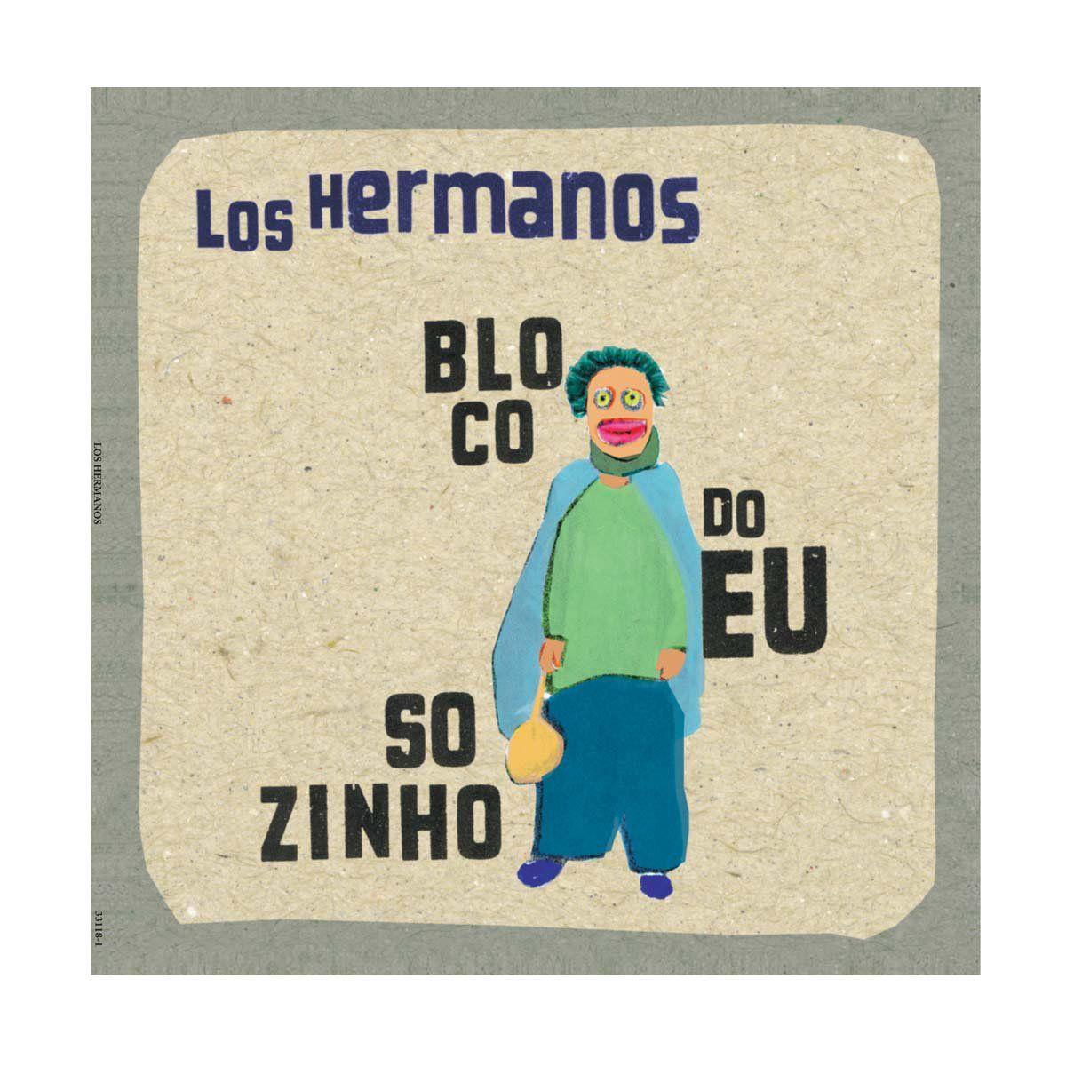 LP Duplo Los Hermanos Bloco Do Eu Sozinho  - bandUP Store Marketplace