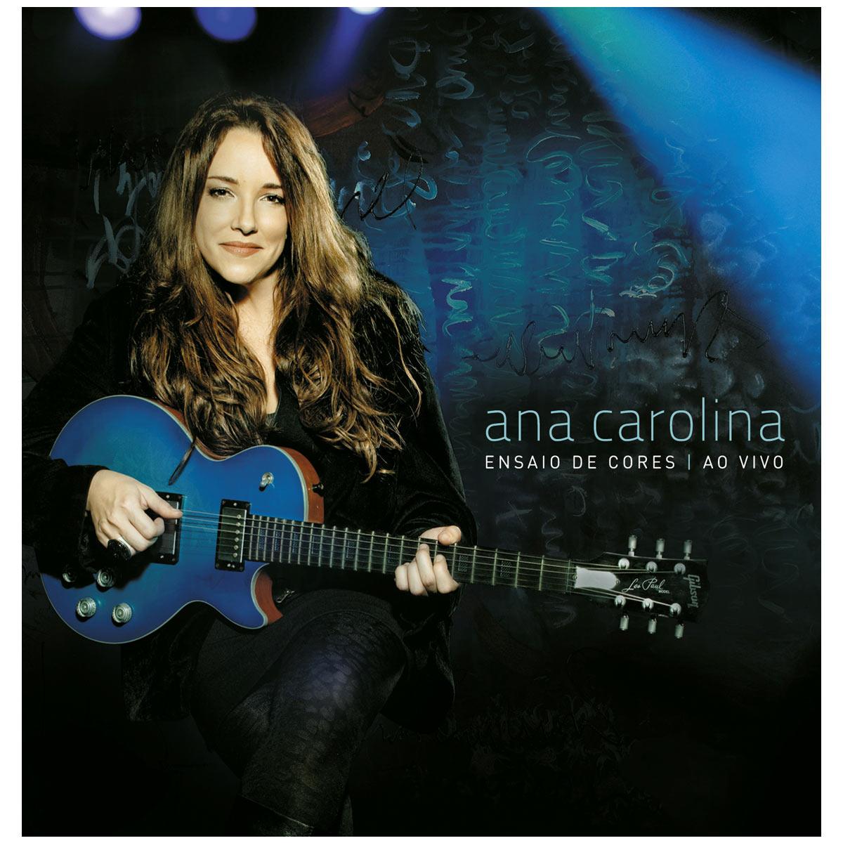 LP Ana Carolina Ensaio de Cores AO VIVO  - bandUP Store Marketplace