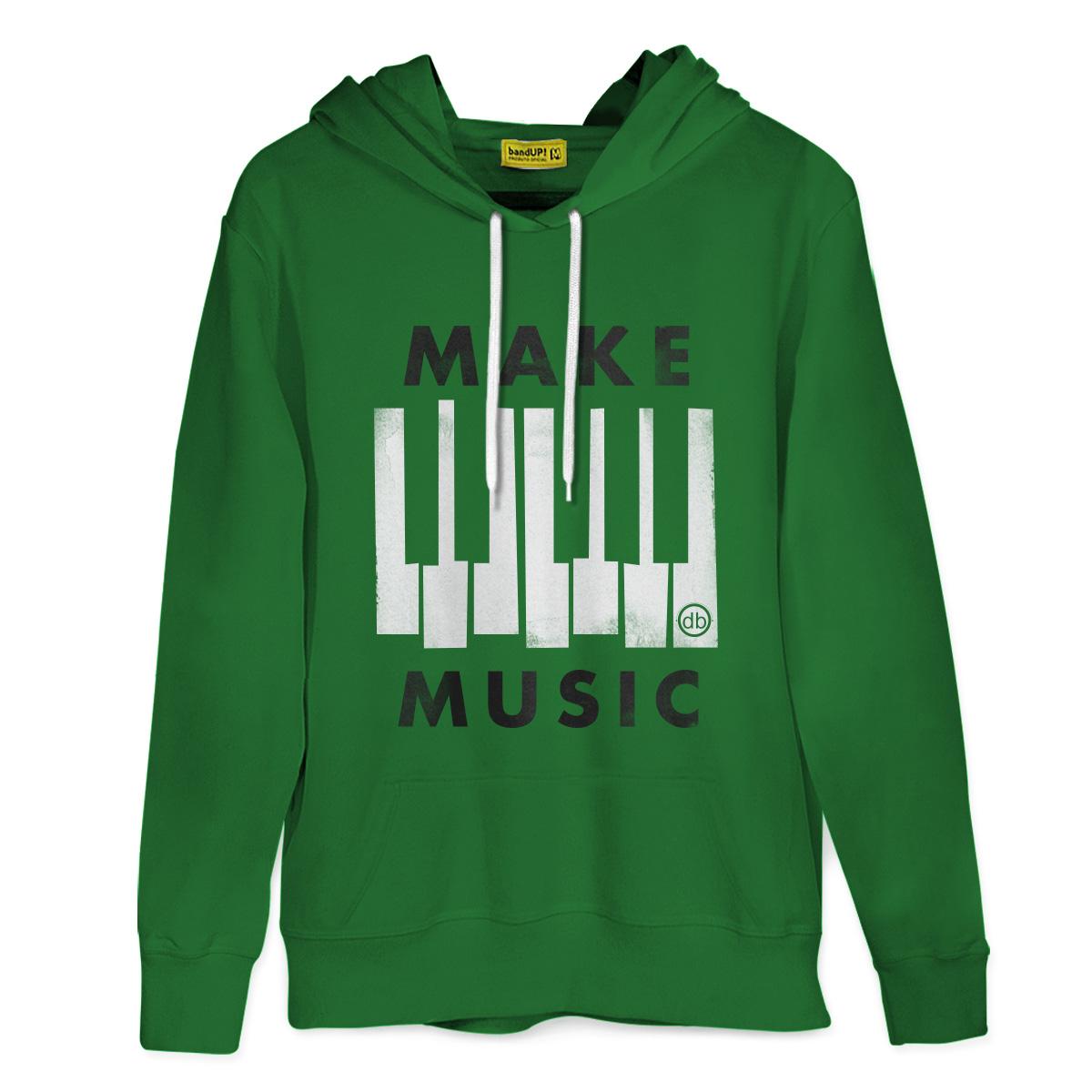 Moletom Dudu Borges Make Music  - bandUP Store Marketplace