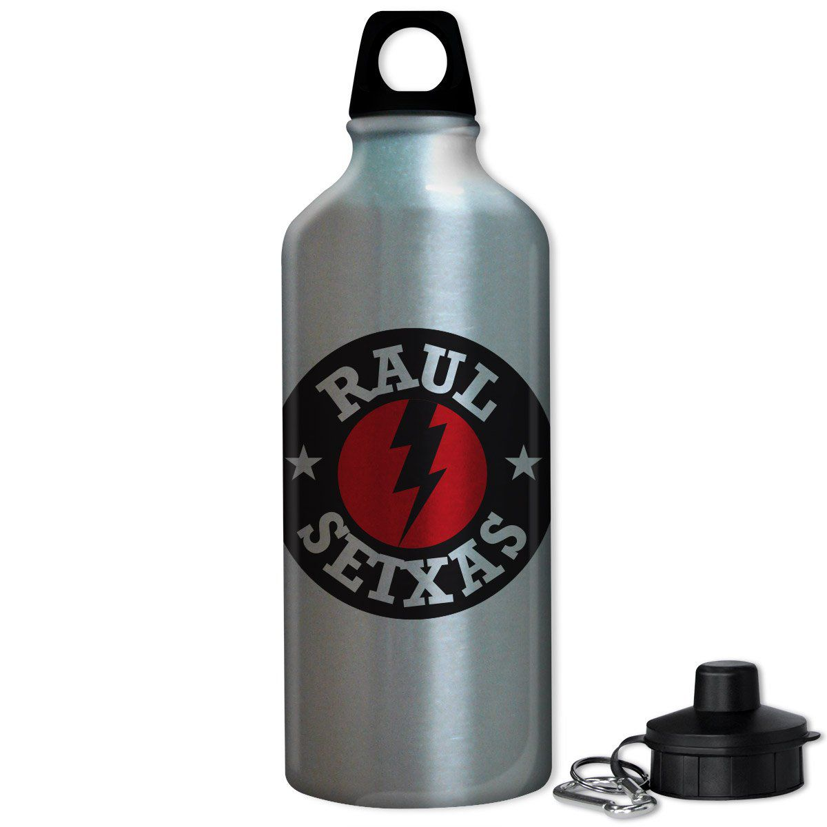 Squeeze Raul Seixas Logo de Raio  - bandUP Store Marketplace