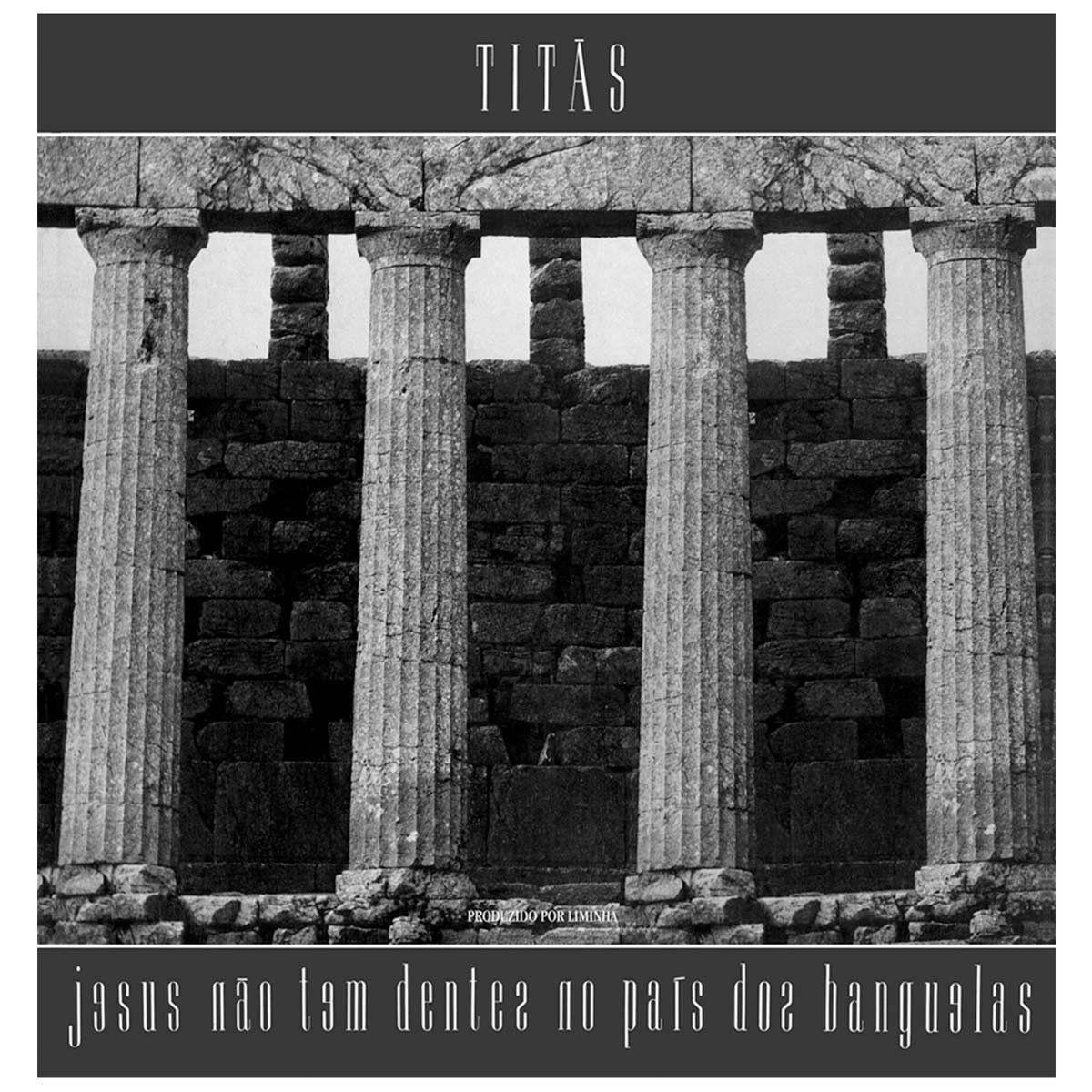LP Titãs Jesus Não Tem Dentes No País Dos Banguelas  - bandUP Store Marketplace