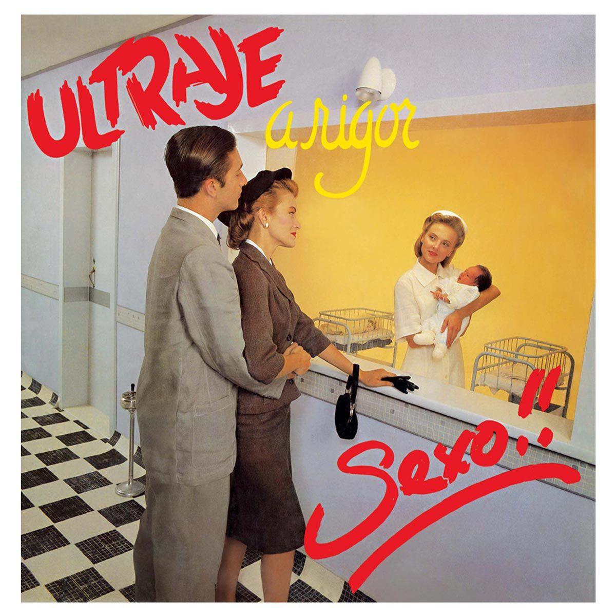 LP Ultraje A Rigor Sexo  - bandUP Store Marketplace