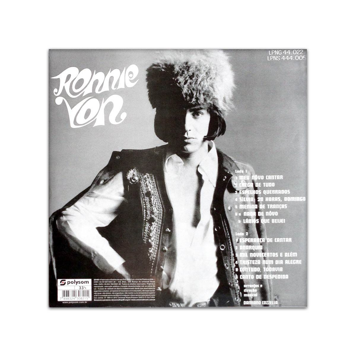 LP Ronnie Von 1969  - bandUP Store Marketplace