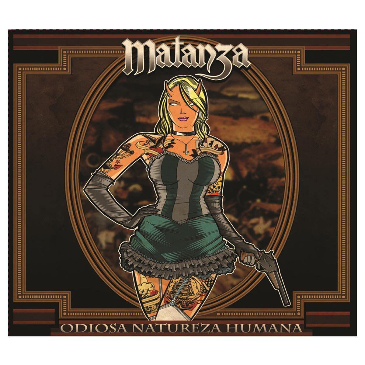 LP Matanza Odiosa Natureza Humana  - bandUP Store Marketplace