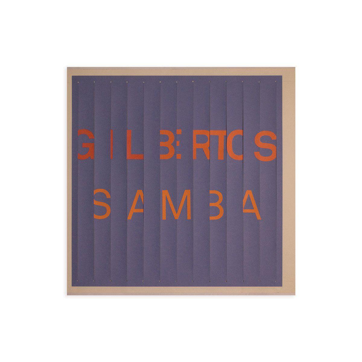 LP Gilberto Gil Gilbertos Samba  - bandUP Store Marketplace