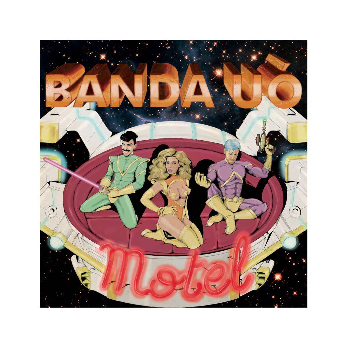 LP Banda Uó Motel  - bandUP Store Marketplace