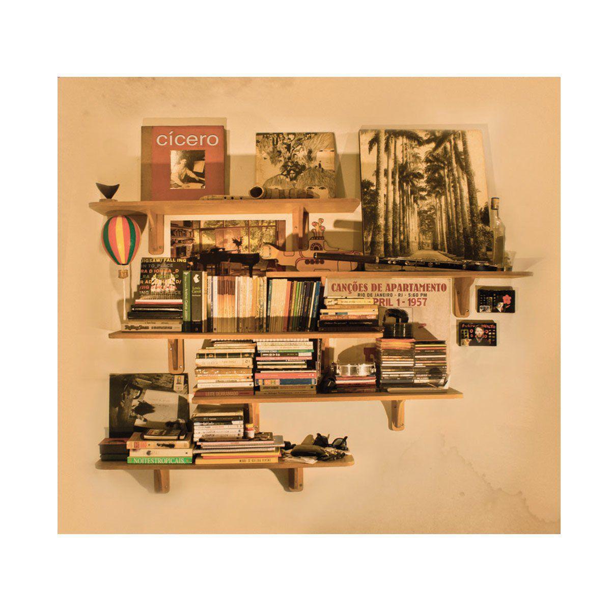 LP Cícero Canções de Apartamento  - bandUP Store Marketplace