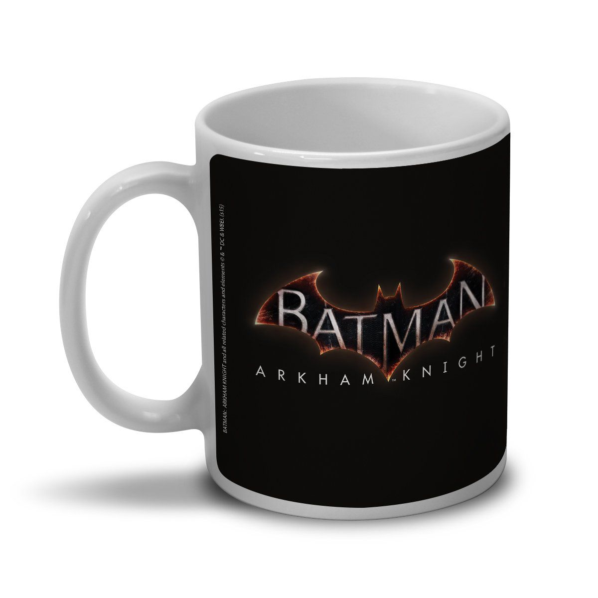 Caneca Batman Arkham Knight Action  - bandUP Store Marketplace