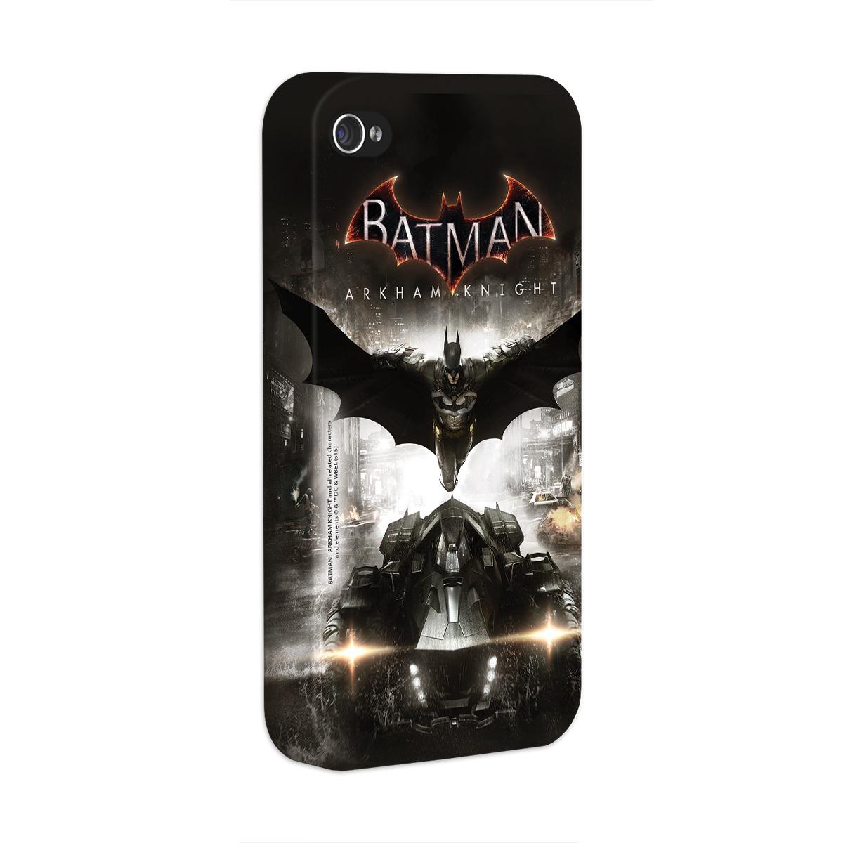 Capa para iPhone 4/4S Batman Arkham Knight Action  - bandUP Store Marketplace