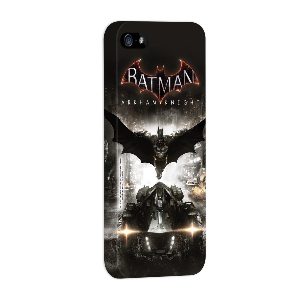 Capa para iPhone 5/5S Batman Arkham Knight Action  - bandUP Store Marketplace