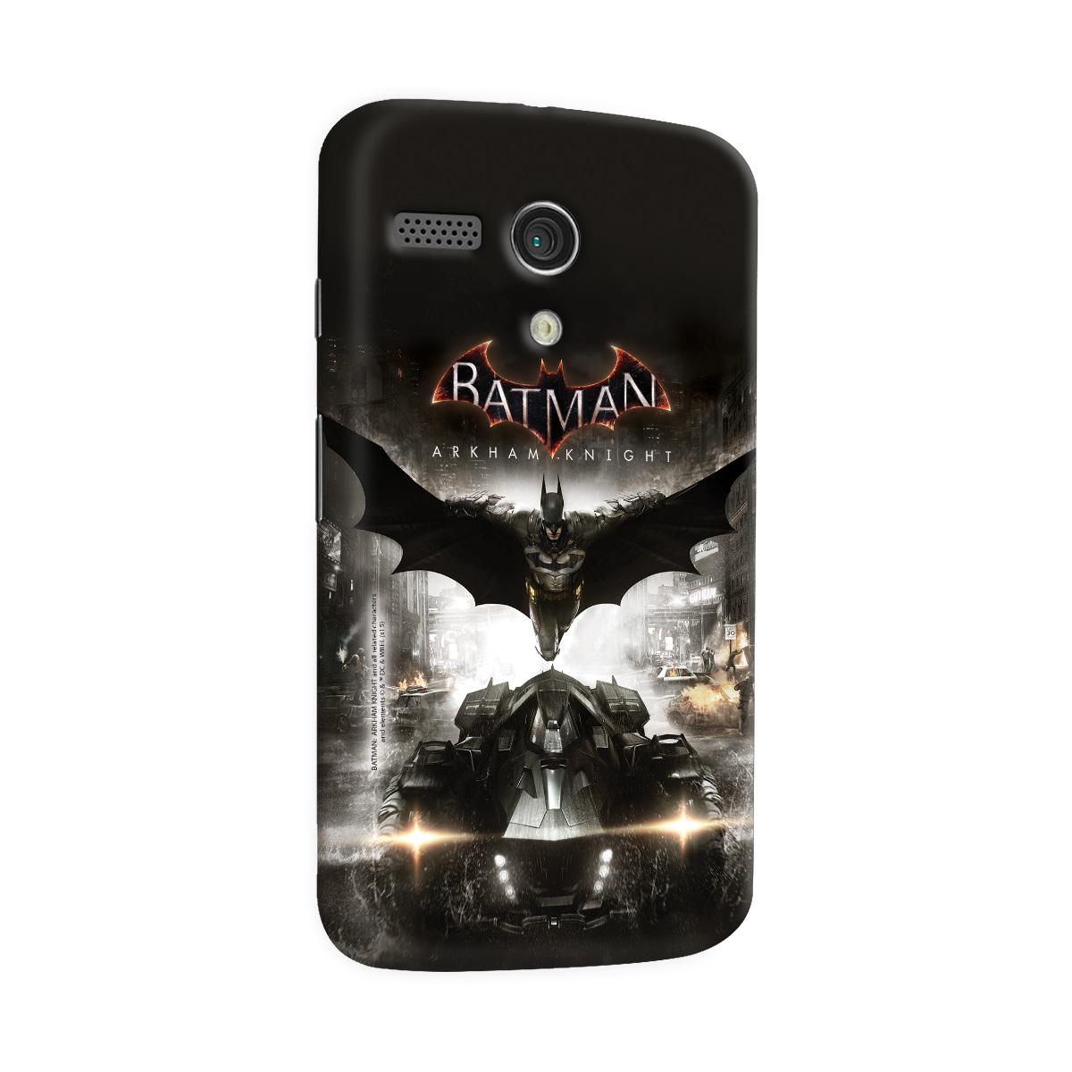 Capa para Motorola Moto G 1 Batman Arkham Knight Action  - bandUP Store Marketplace