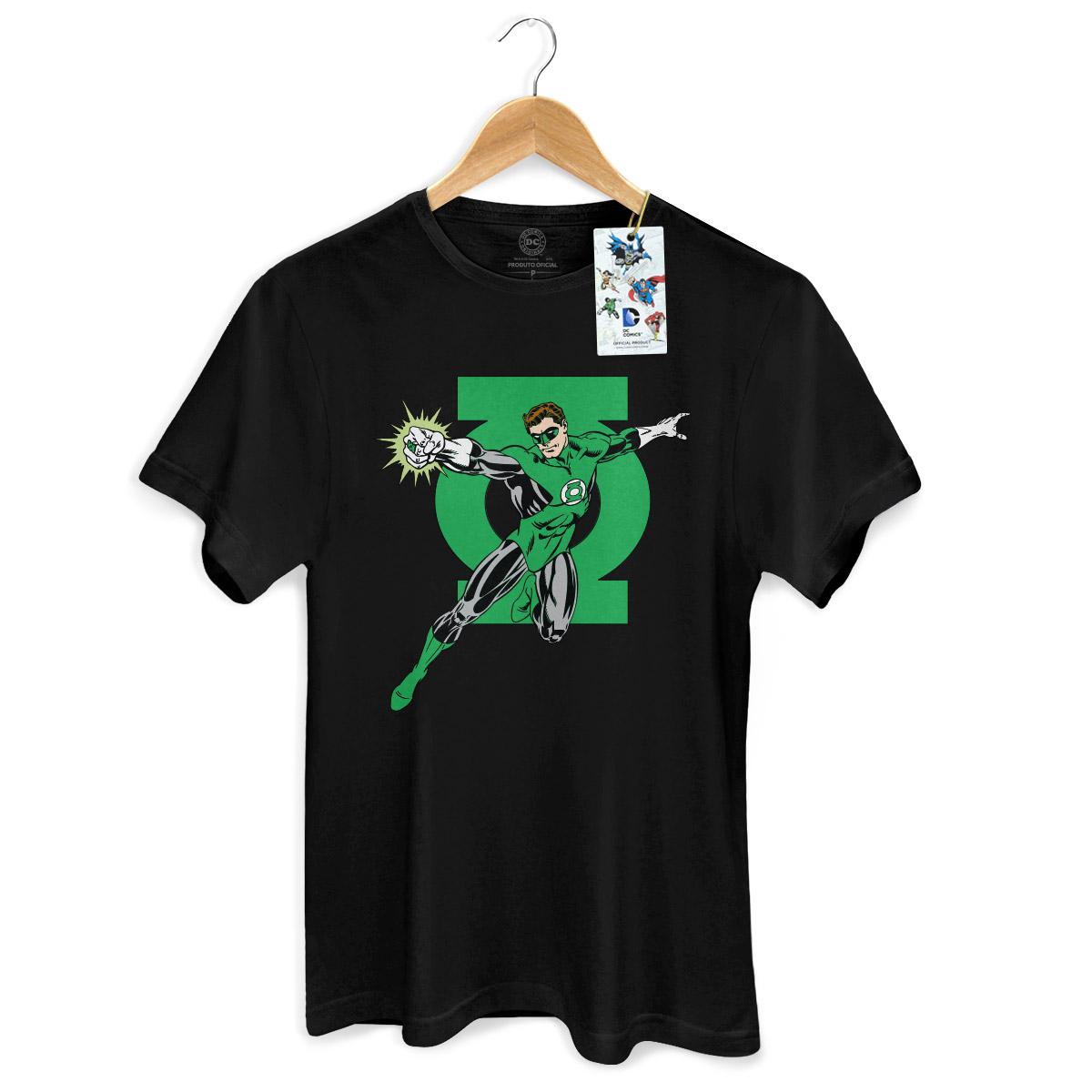 Camiseta Masculina Lanterna Verde da Terra  - bandUP Store Marketplace