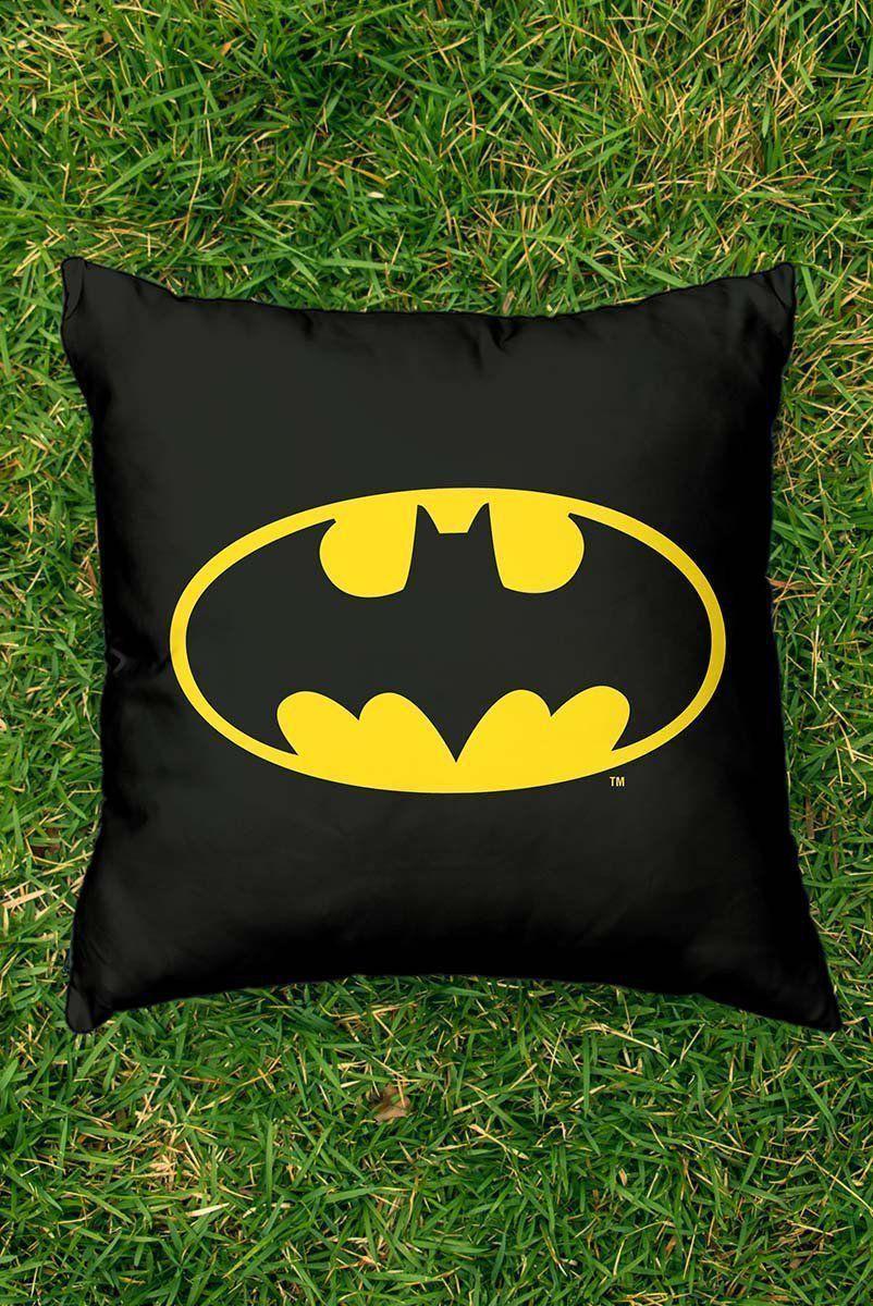 Almofada Batman Logo Clássico  - bandUP Store Marketplace