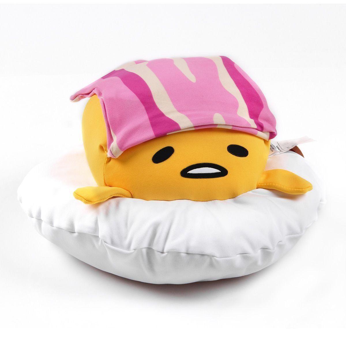 Almofada Gudetama Cobertor de Bacon Oficial  - bandUP Store Marketplace