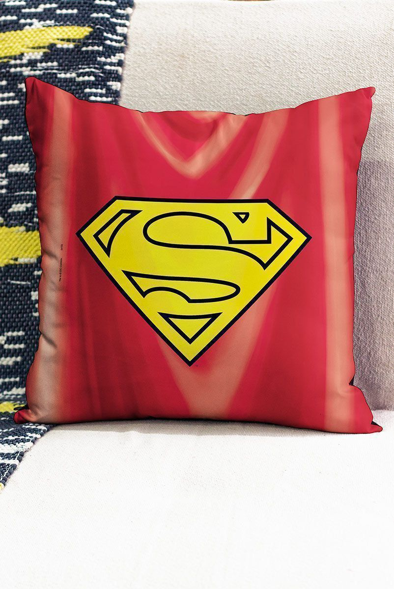 Almofada Superman Capa  - bandUP Store Marketplace