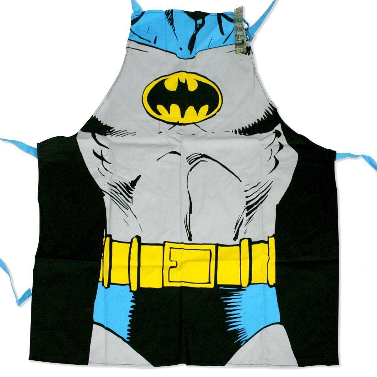 Avental Batman Body Oficial  - bandUP Store Marketplace