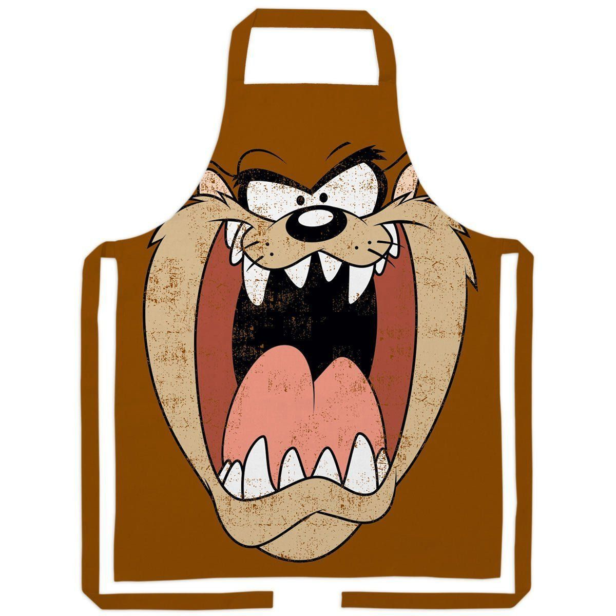 Avental Looney Tunes Taz Oficial  - bandUP Store Marketplace
