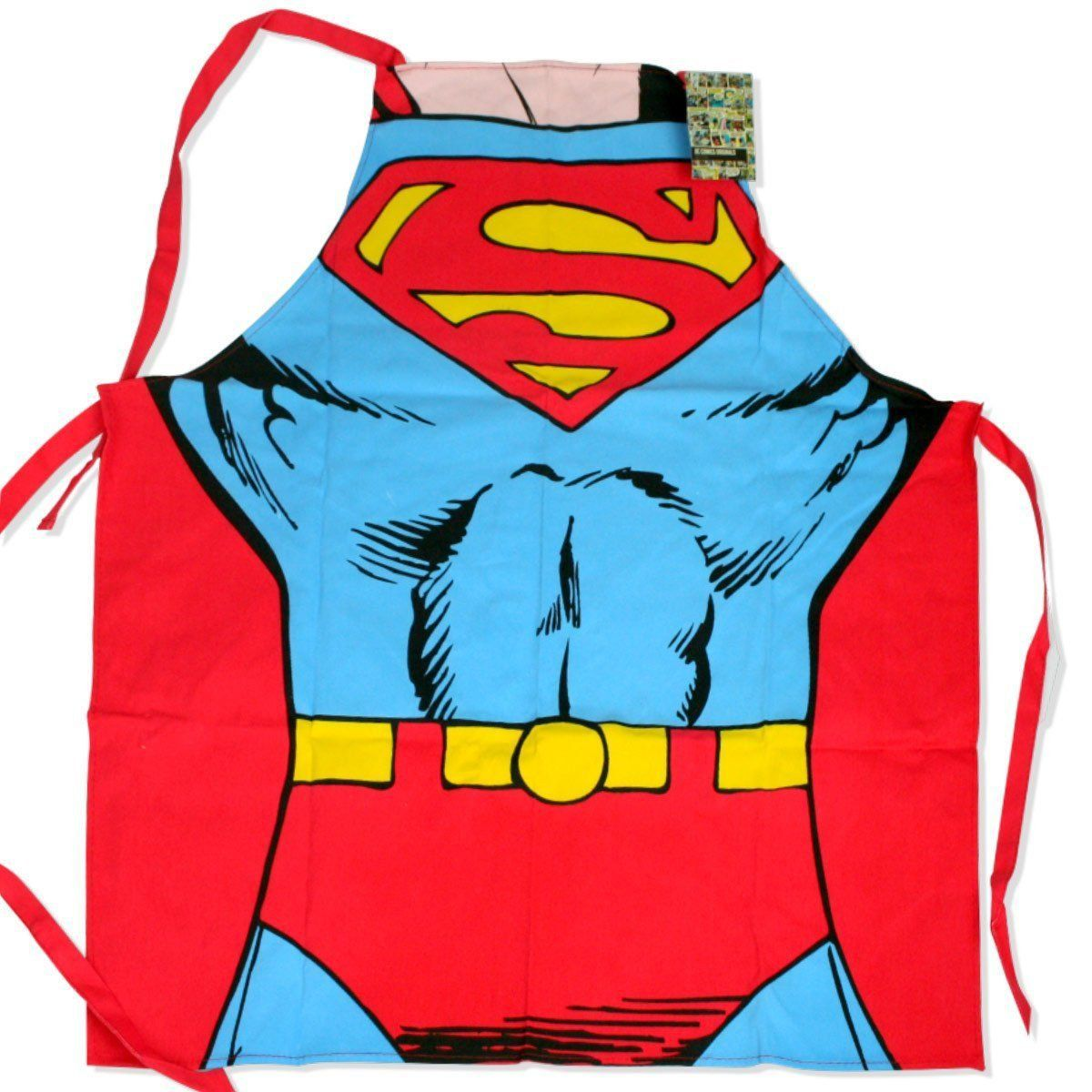 Avental Superman Body Oficial  - bandUP Store Marketplace