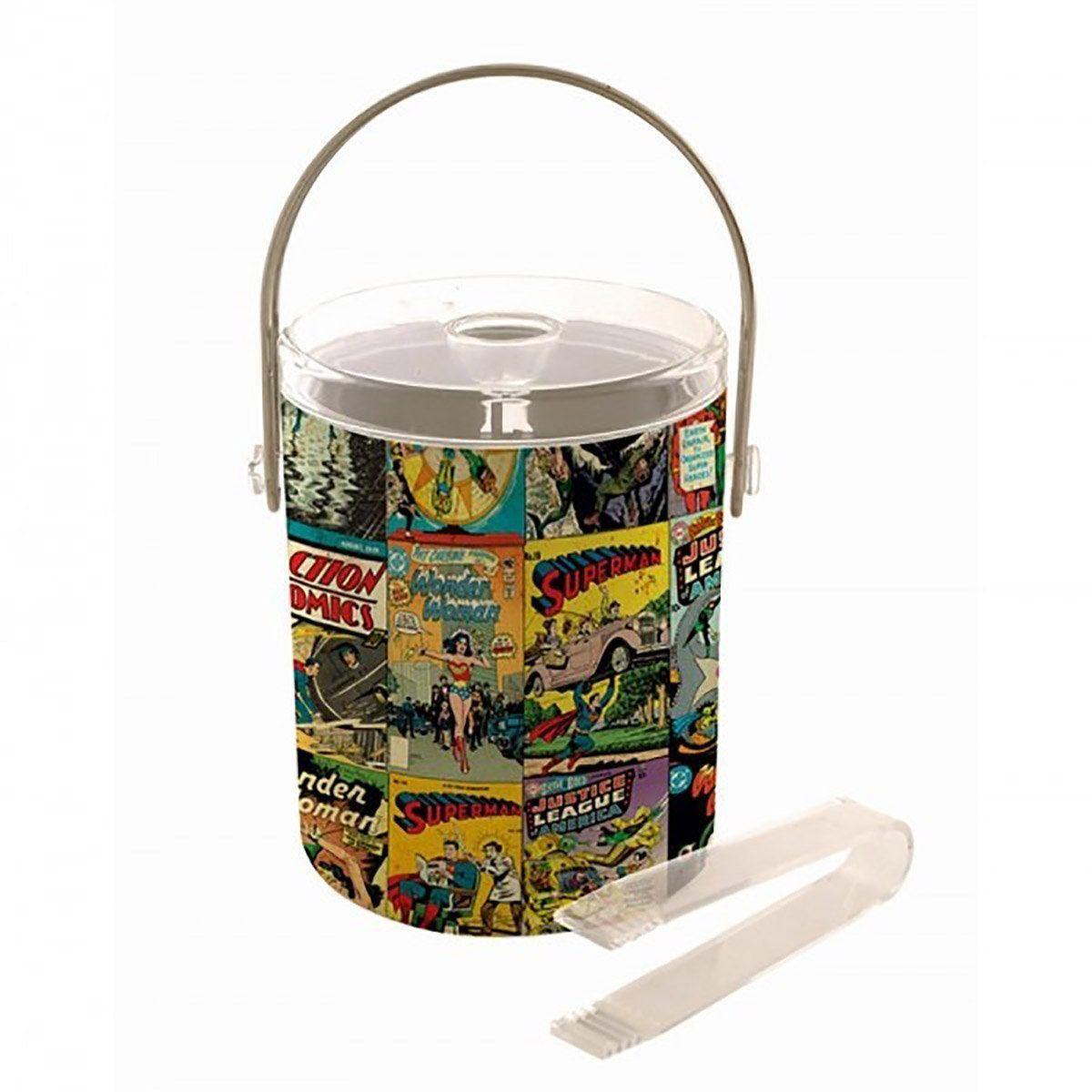 Balde de Gelo DC Comics Capas Oficial  - bandUP Store Marketplace