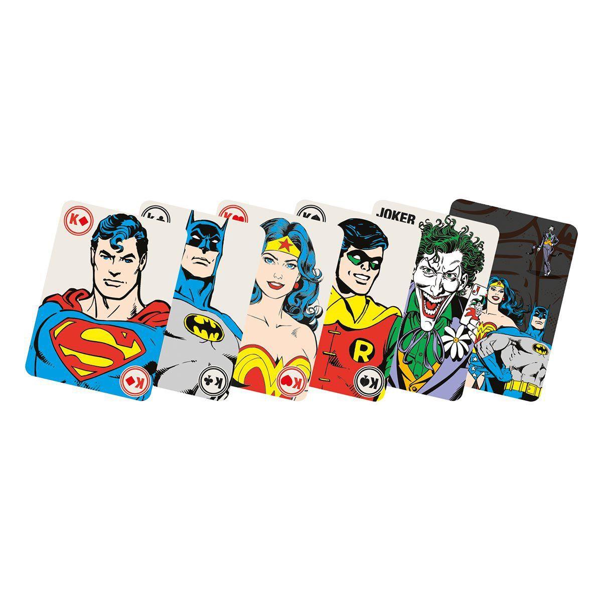 Baralho DC Comics Personagens  - bandUP Store Marketplace