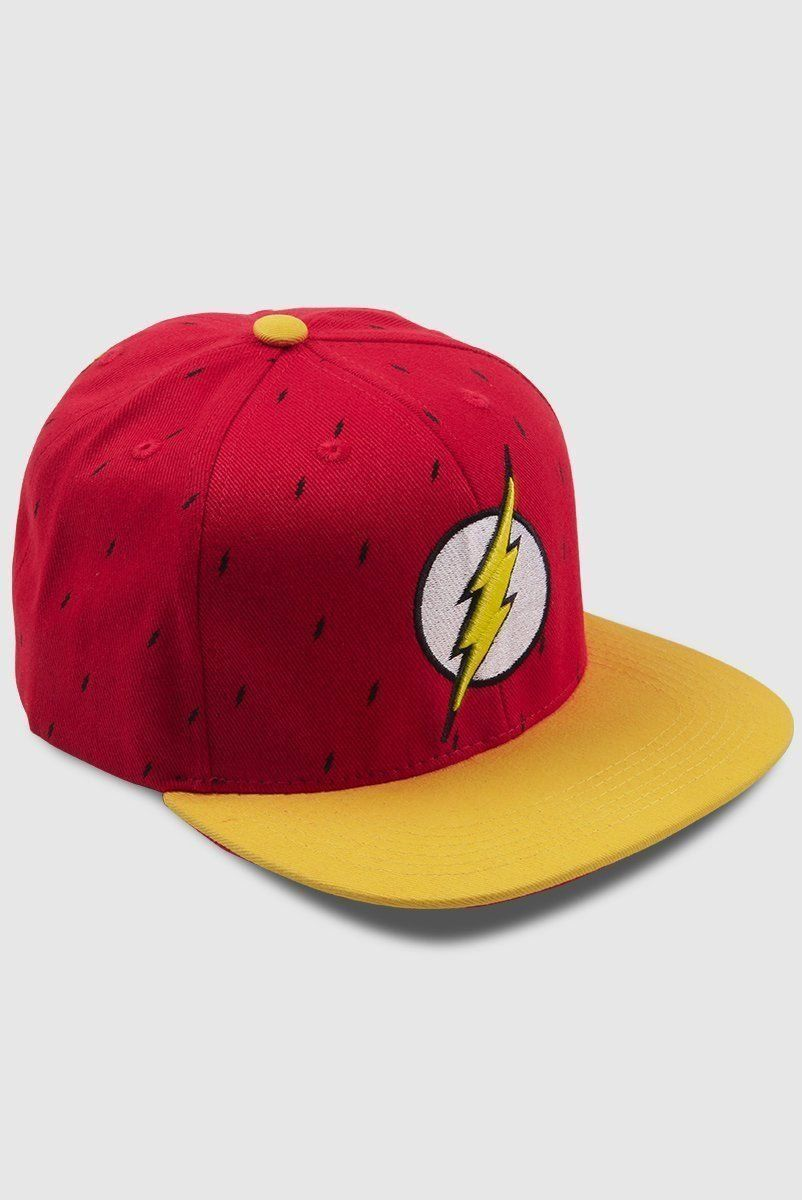 Boné DC Comics The Flash Logo Oficial  - bandUP Store Marketplace