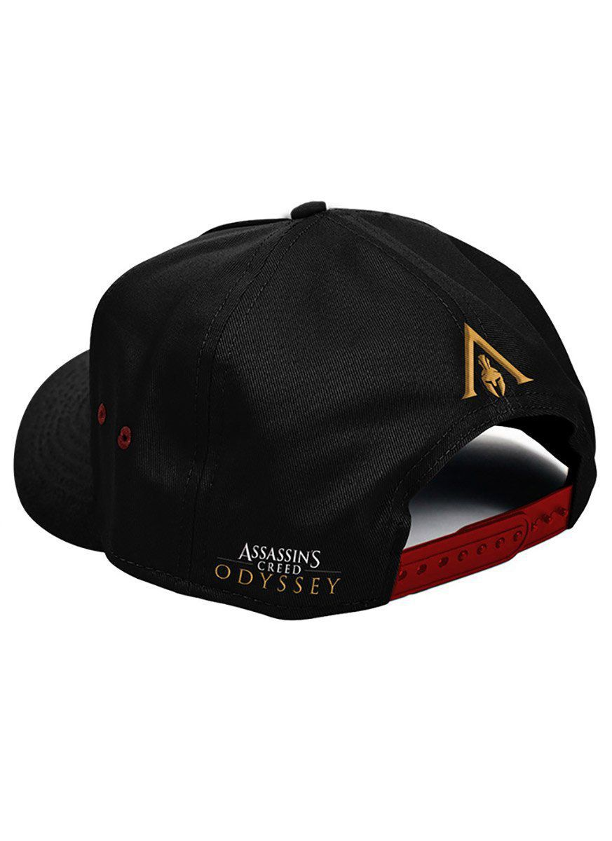 Boné Snapback Assassins Creed Odyssey Logo  - bandUP Store Marketplace