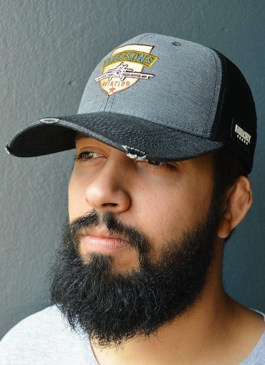 Boné Trucker Far Cry 5 Rye Sons  - bandUP Store Marketplace