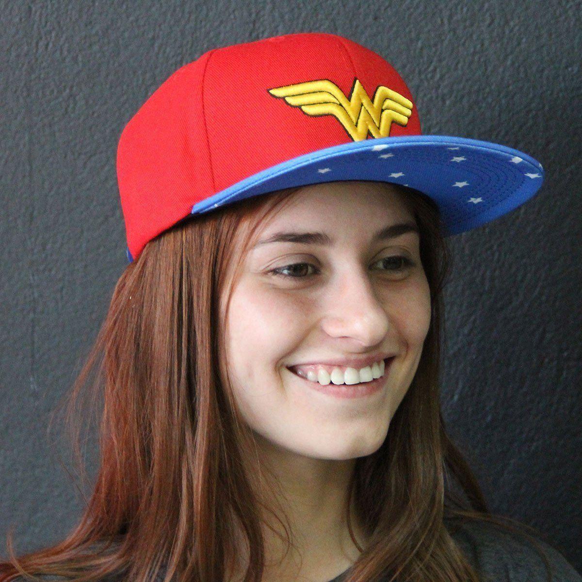 Boné Wonder Woman Classic Oficial  - bandUP Store Marketplace