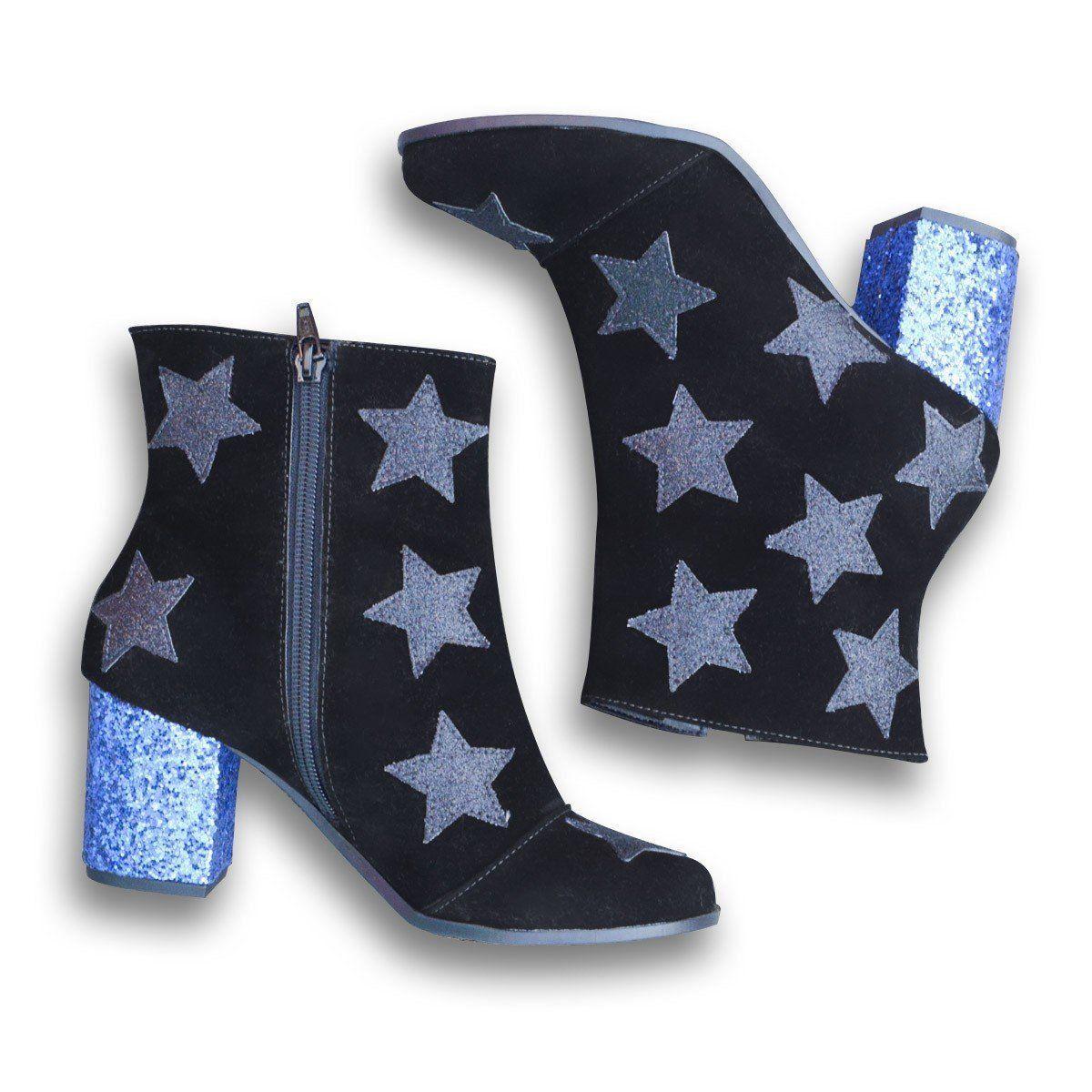 Bota DC Comics Star Glitter  - bandUP Store Marketplace