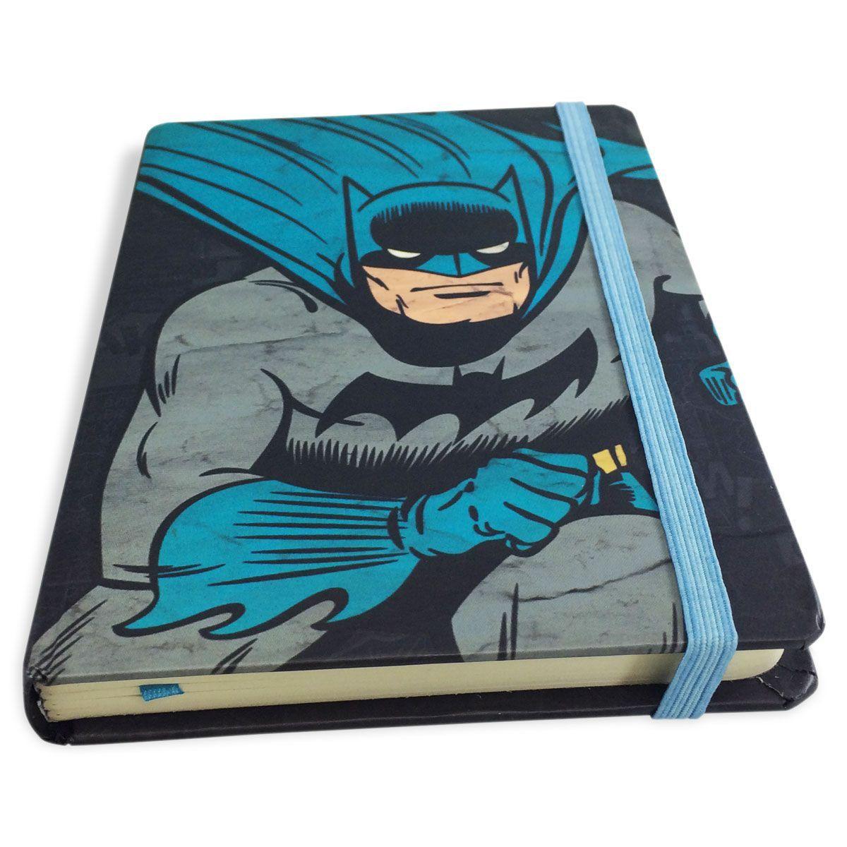 Caderneta de Anotações Batman Running  - bandUP Store Marketplace