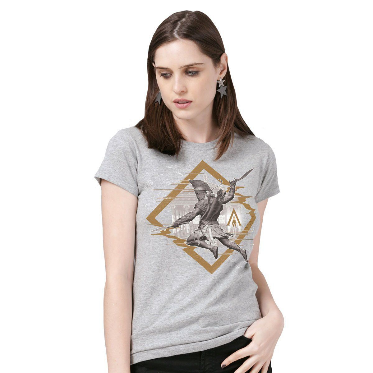 Camiseta Feminina Assassin