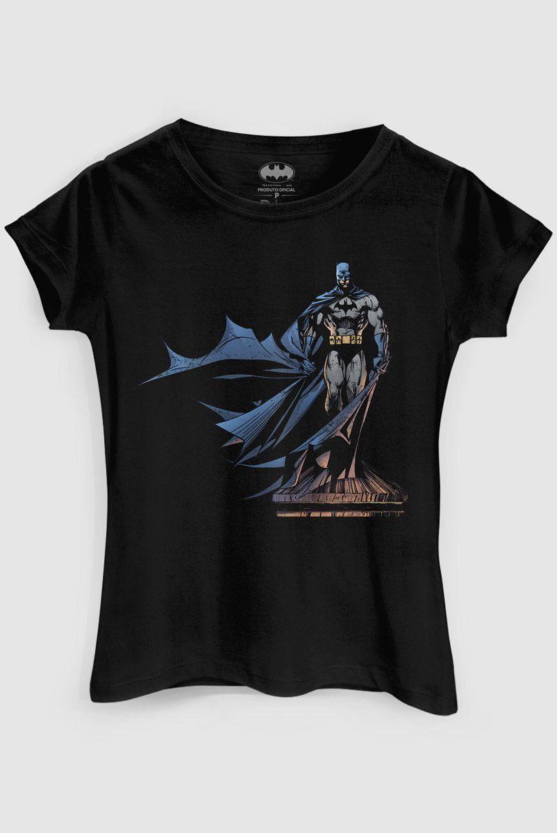 Camiseta Feminina Batman The Dark Knight 2  - bandUP Store Marketplace