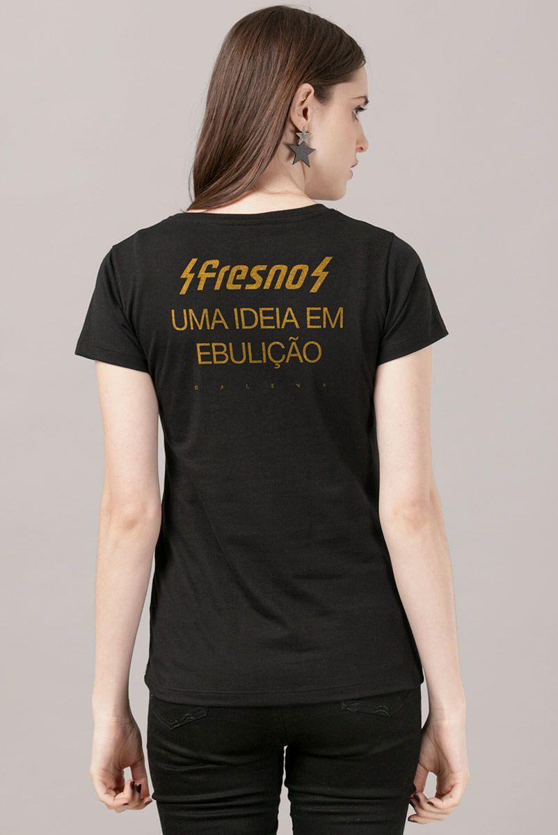 Camiseta Feminina Fresno Uma Ideia  - bandUP Store Marketplace
