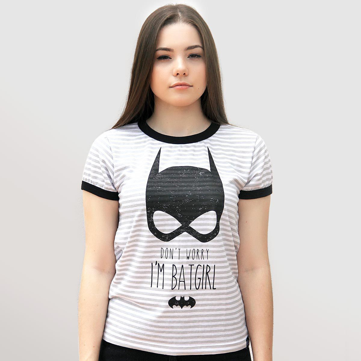 Camiseta Feminina I´m Batgirl  - bandUP Store Marketplace