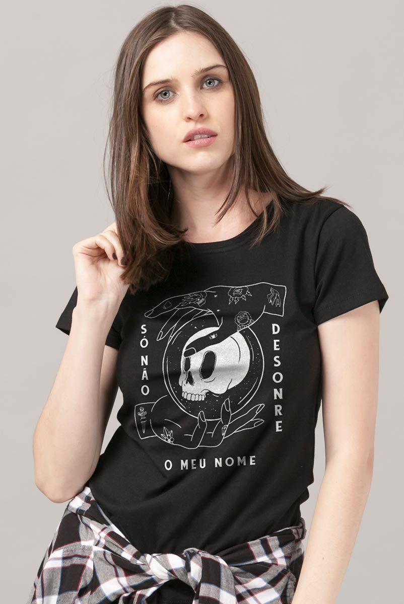 Camiseta Feminina Pitty Me Adora  - bandUP Store Marketplace
