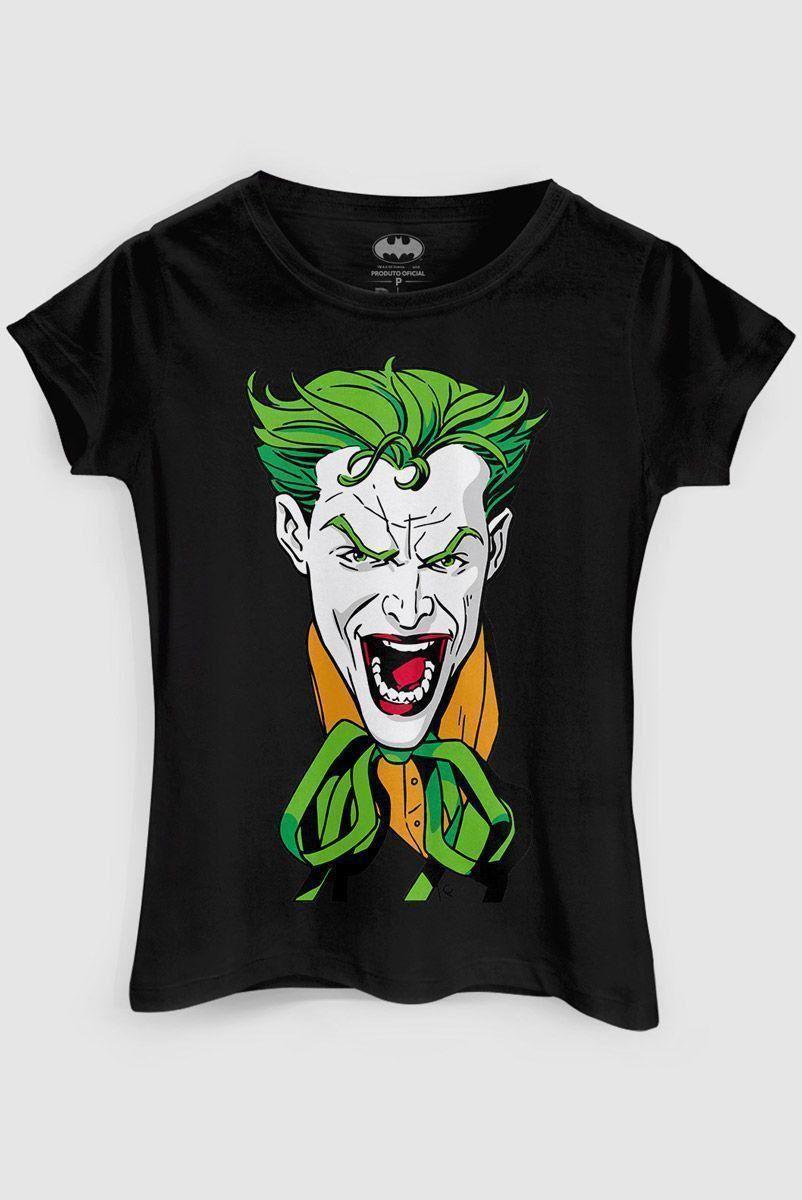Camiseta Feminina The Joker 2  - bandUP Store Marketplace