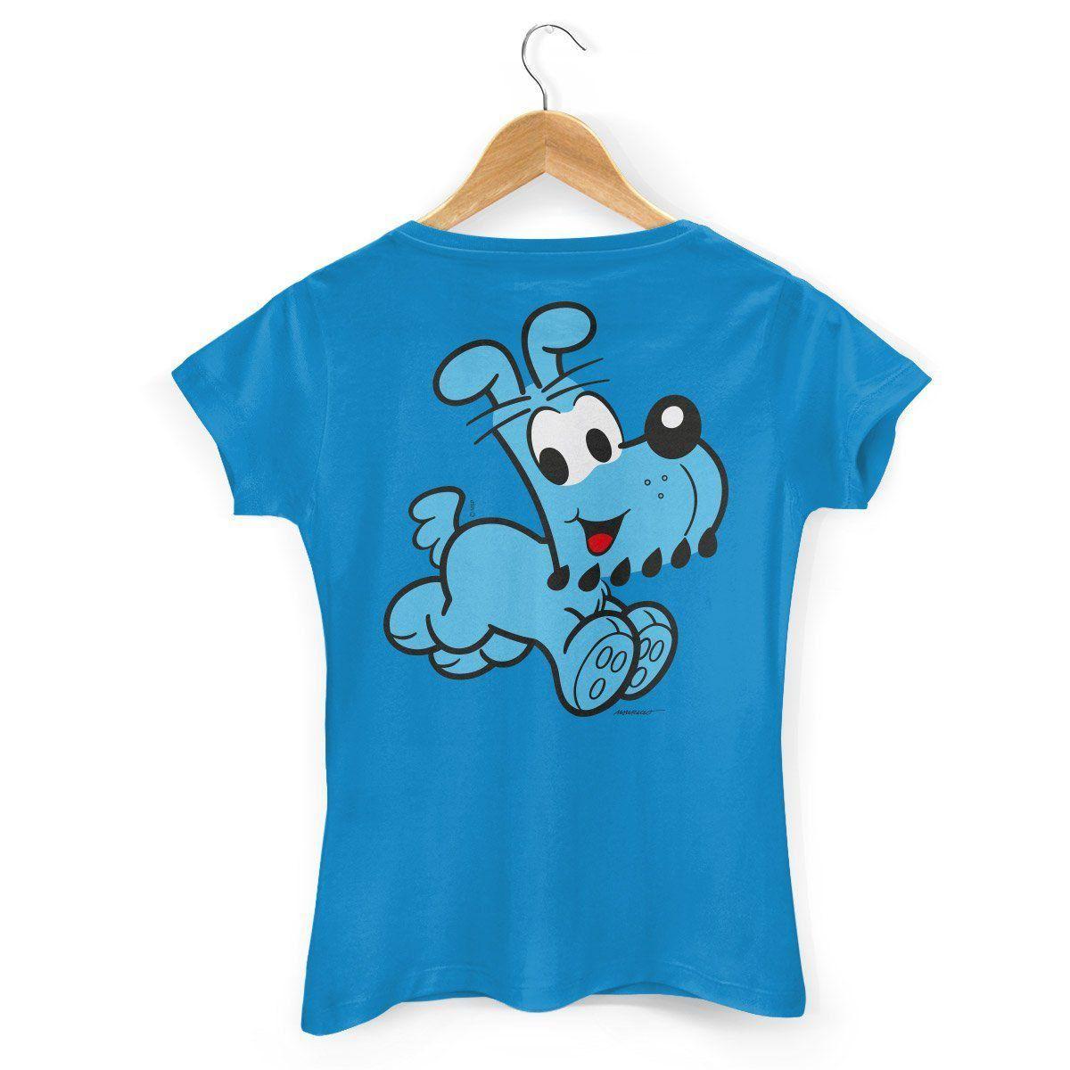 Camiseta Feminina Turma Da Mônica Kids Olhões Bidu  - bandUP Store Marketplace