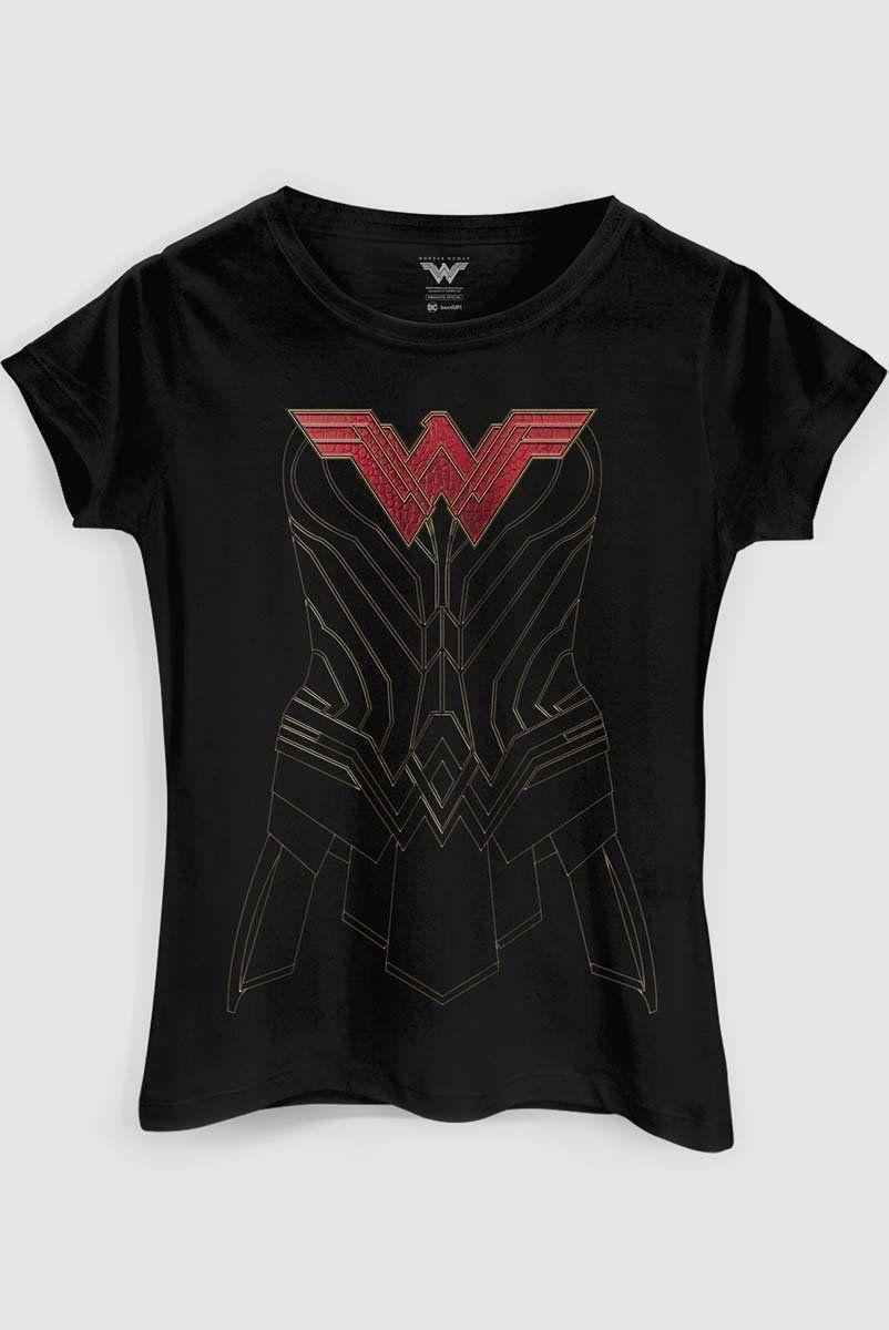 Camiseta Feminina Wonder Woman Clothing Accessories  - bandUP Store Marketplace