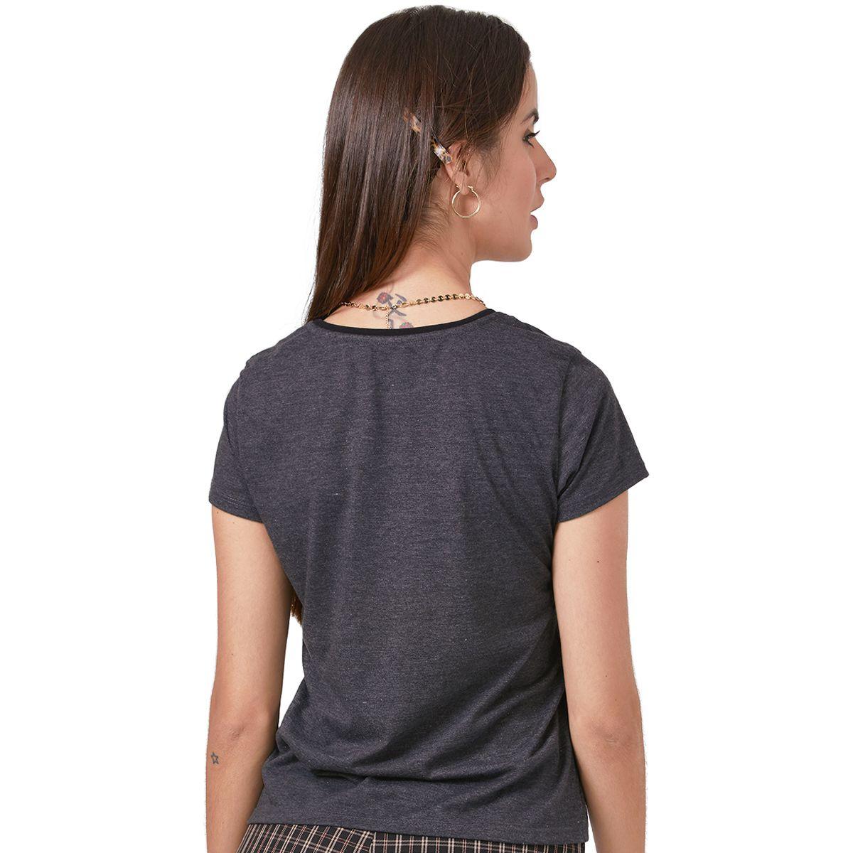Camiseta Feminina Wonder Woman Fashion  - bandUP Store Marketplace