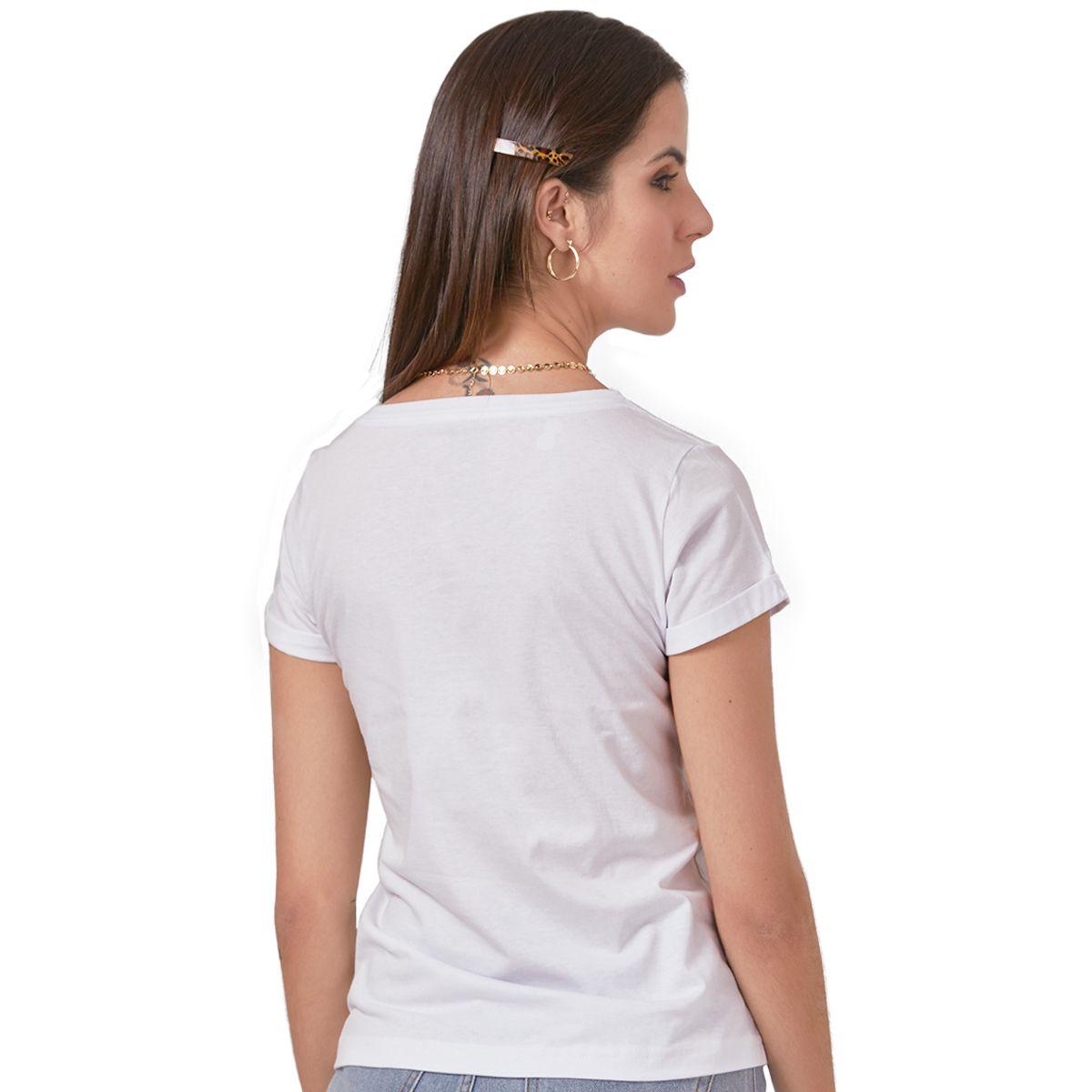 Camiseta Feminina Wonder Woman Liberté  - bandUP Store Marketplace